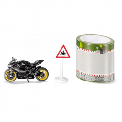 SIKU Blister - motocykl z pasem drogowym