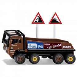 SIKU Blister -MAN Truck Trial