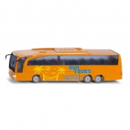 SIKU Super - zájezdový autobus  Mercedes - Benz, 1:50