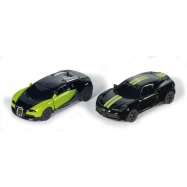 černo-zelená Special Edition