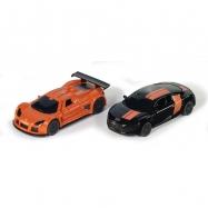 černo-oranžová Special Edition