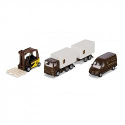 SIKU Super - Zestaw UPS Logistics