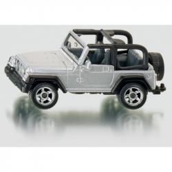 Kovový model auta - SIKU Blister - Jeep Wrangler