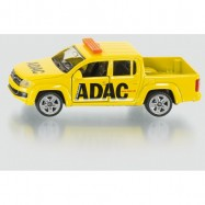 Kovový model auta - SIKU Blister - ADAC Pick up