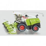 Kovový model - SIKU Farmer - Kombajn na kukuřici, 1 32