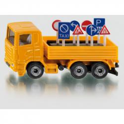 Ciężarówka służby drogowej