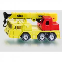 Kovový model auta - Siku Blister - Hydraulický autožeriav