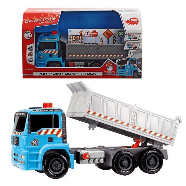 Auto nákladní MAN air pump 1:24