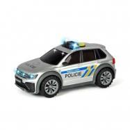 Policejní auto VW Tiguan R-Line, česká verze