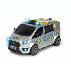 Samochód policyjny Ford Transit, wersja czeska