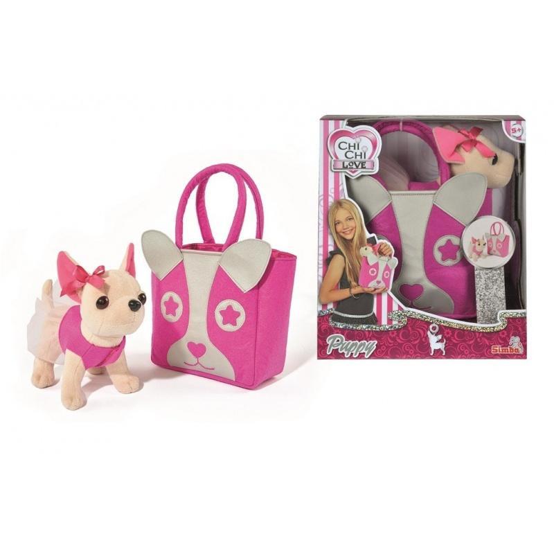 ChiChi Love pejsek čivava Puppy s taškou