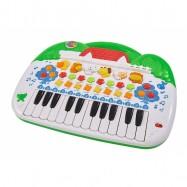 Simba Panel edukacyjny pianinko ze zwierzątkami farma i muzyczny telefonik