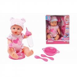 New BABY born® lalka bobas siusiający 30 cm
