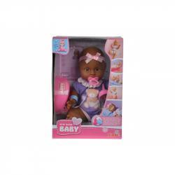 Simba New Born Baby czarnoskóry bobas 30cm