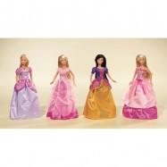 Panenka Steffi Zpívající princezna, 4 druhy