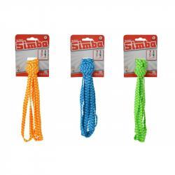 Skákací guma, 3 druhy