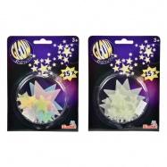GID Svítící hvězdičky 25 ks, 2 druhy