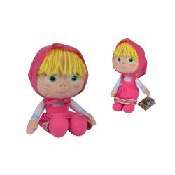 Máša a medveď Plyšová bábika Máša 25 cm