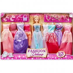 Lalka Steffi Fashion Deluxe