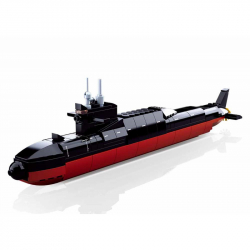 Sluban Modele M38-B0698 Okręt podwodny