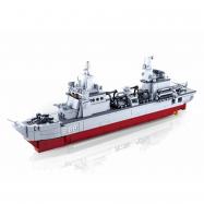 Sluban Modele M38-B0698 Lotniskowiec