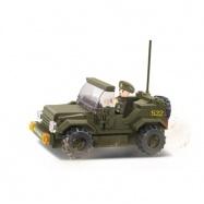 Sluban Army M38-B0296 Hliadkový voz