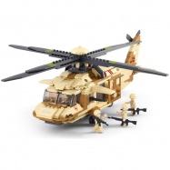 Sluban Army M38-B0509 UH-60L Blackhawk helikoptéra