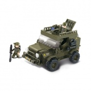 Sluban Army M38-B0299 Off-road vůz