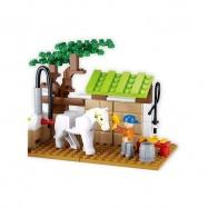 Sluban Town Farma Péče o koně