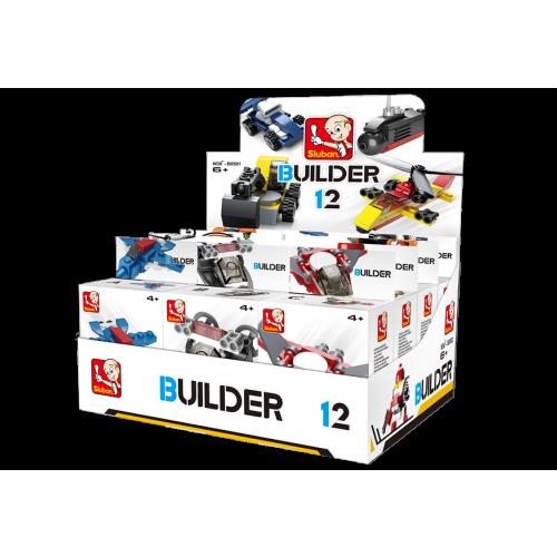 Sluban Builder M38-B05391 1ks B vznášedlo