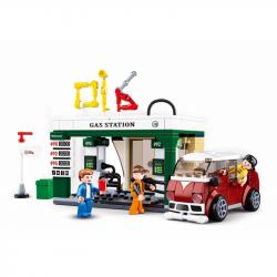 Sluban Town M38-B0759A Dealer usług i samochodów