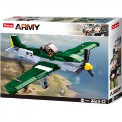 Sluban Army N38-B0857 Spojenecký stíhacie lietadlo