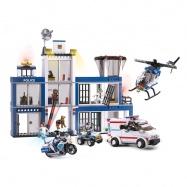 Sluban Polícia M38-B0660 Útek z väzenia