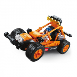 Sluban Car Club M38-B0676 Piesočná buggy