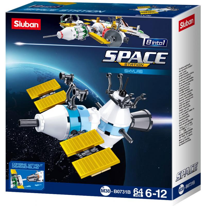 Sluban Space M38-B0731B Satellit B