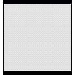 Sluban Bricks Base M38-B0833B Základná doska 25.6 x 25.6 cm biela
