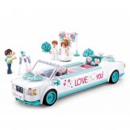 Sluban Girls Dream M38-B0767 Wedding Limuzyna