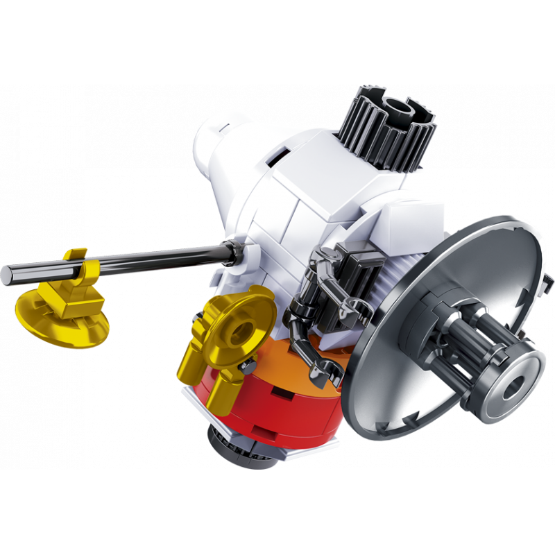 Sluban Space M38-B0731E Satellit E