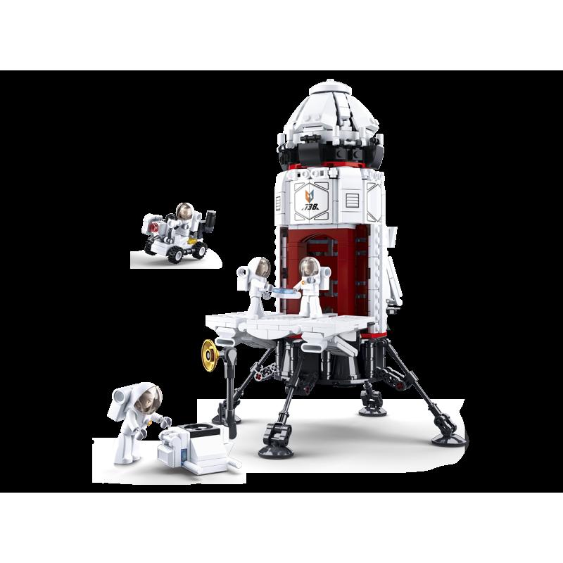 Sluban Space M38-B0738 Lunární modul