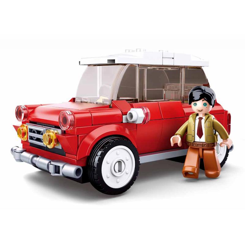 Sluban Modely M38-B0706B Mini vůz