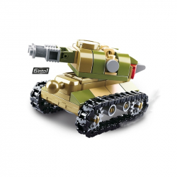 Sluban Builder M38-B0636 King of Land Force 1ks číslo 6