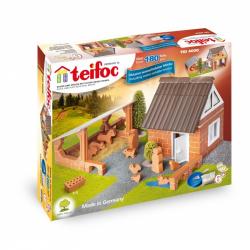 Teifoc Farma - 180 dílků