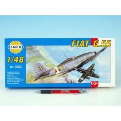 Smer 0802 FIAT G.55 18,9x23,4cm