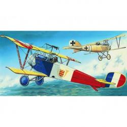 Smer 0814 Nieuport 11/16 Bebe 12,9x16,2cm