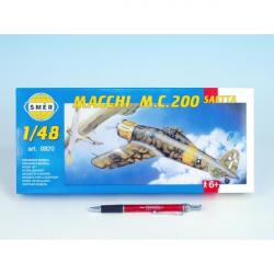 Smer 0820 Macchi M.C.200 16,1x21,2cm