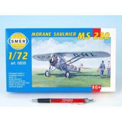 Smer 0839 Morane MS 230 9,4x14,6cm