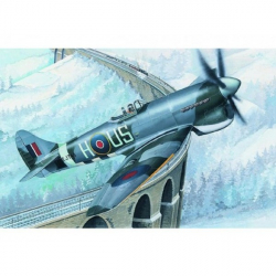 Smer 0848 Hawker Tempest MK.V 14,2x17,3cm