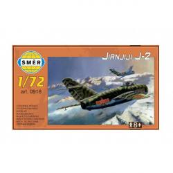 Model Jianjiji J-2 1:72 15x14cm w pudełku