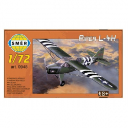 Smer 0948 Piper L-4H 14,7x9,3cm