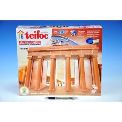 Stavebnice Teifoc Brandeburská brána 250ks v krabici